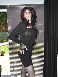 Sexy crossdresser gloria..